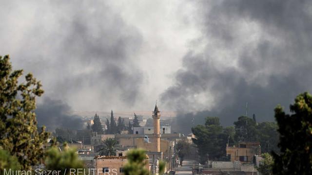 Ofensiva turcă în Siria: Ankara înregistrează primele pierderi