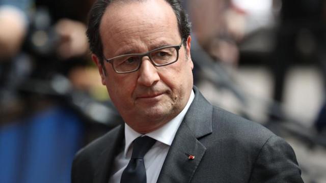 Francois Hollande cere suspendarea Turciei din NATO din cauza ofensivei militare din Siria