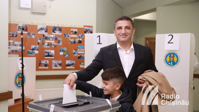 Vlad Țurcanu | Am votat pentru ca în acest oraș să aibă parte de o viață frumoasă nu numai cei cu posibilități mari