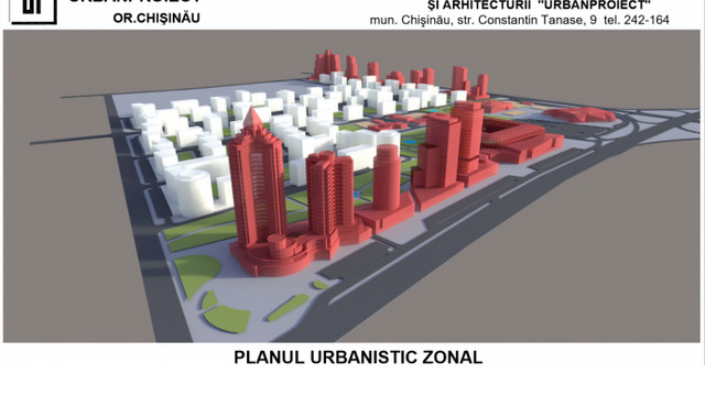 A fost lansat un dialog consultativ cu oamenii de afaceri național și internațional privind demararea construcțiilor în preajma Arenei Chișinău