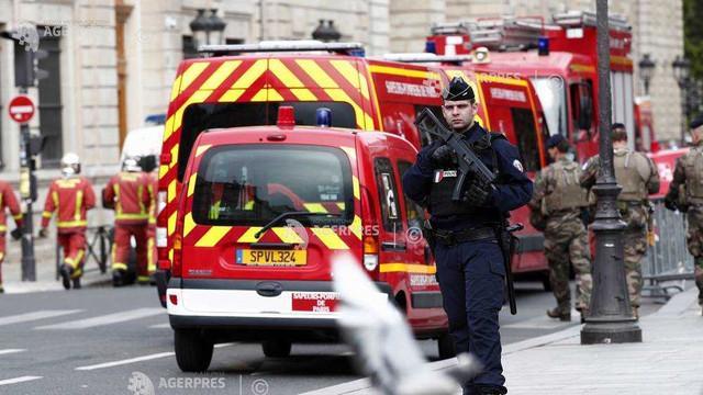 Franța: Atacatorul de la prefectura poliției din Paris se convertise la islam