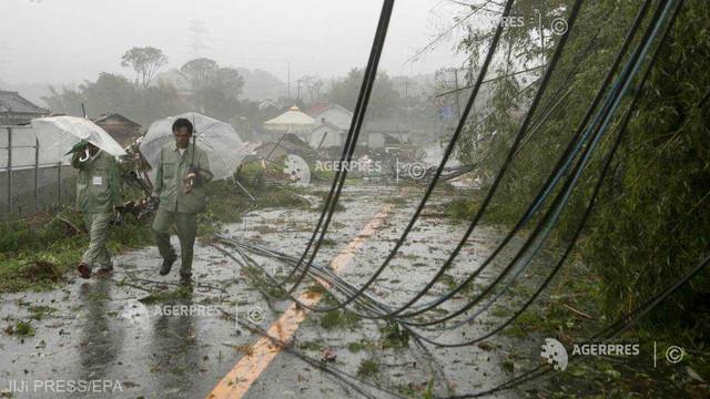 Japonia - Cutremur de 5,7 grade în prefectura Chiba, în aşteptarea taifunului Hagibis