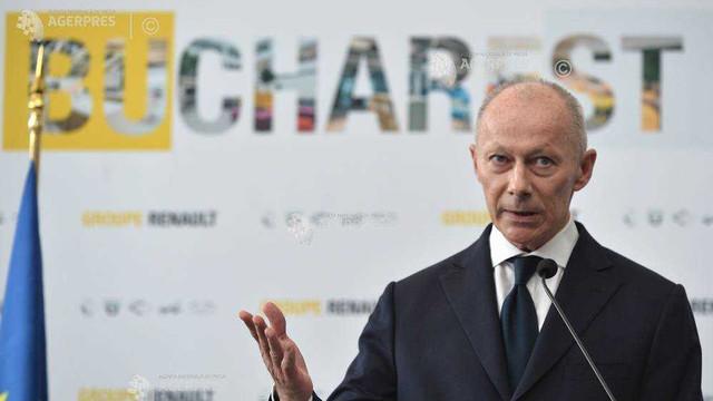 Reuniune de urgență a boardului Renault pentru înlocuirea directorului general
