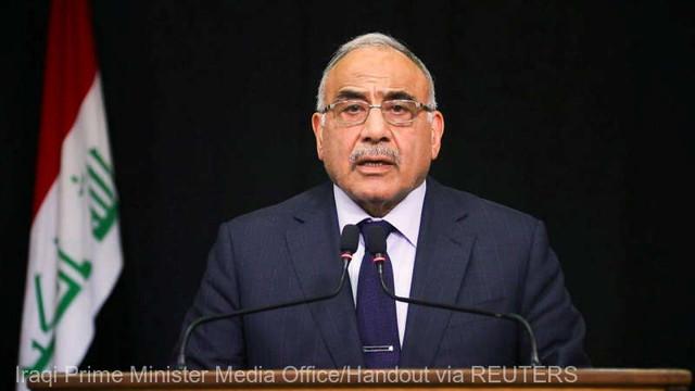 Premierul Irakulului a cerut SUA să stabilească mecanismul pentru retragerea trupelor