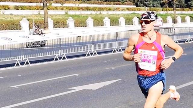 Maxim Răileanu a câștigat semimaratonul de la București