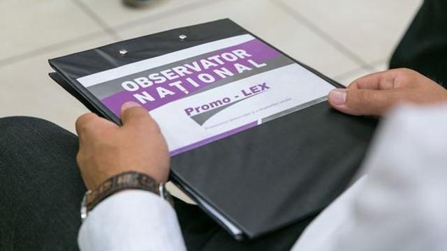 Promo-Lex: În cinci ore - peste 321 de incidente în secțiile de vot. La Valea Perjei a fost necesară intervenția poliției