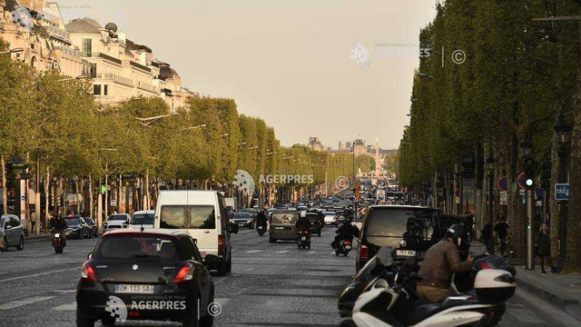 Paris - Vânzare record pentru o clădire de pe Champs-Elysee, achiziționată cu 613 milioane de euro
