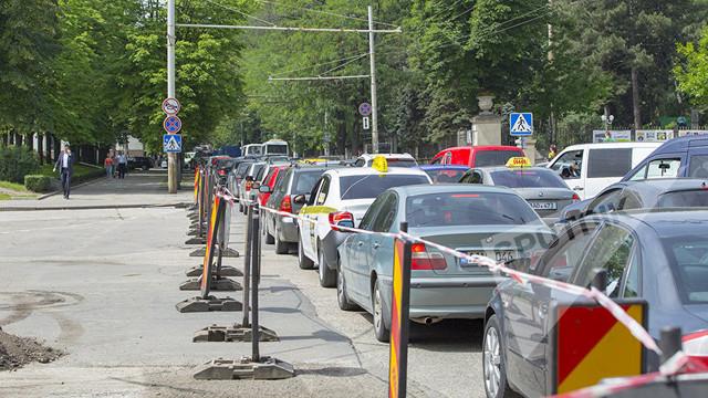 Suspendarea traficului rutier la intersecția străzilor 31 August 1989 – Mitropolit Gavriil Bănulescu-Bodoni