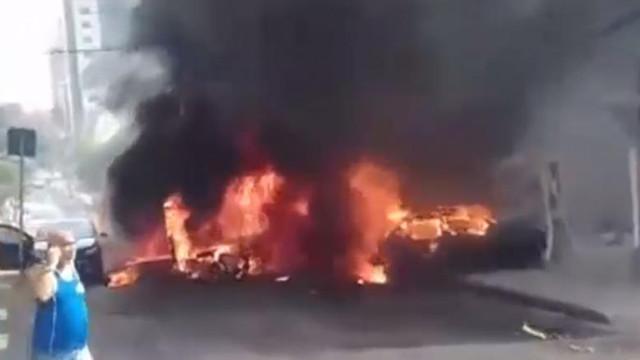 Tragedie aviatică în Brazilia