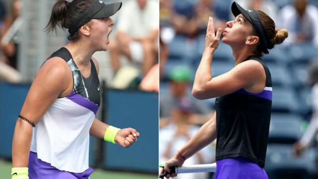 Tenis | Simona Halep va debuta luni la Turneul Campioanelor, contra Biancăi Andreescu