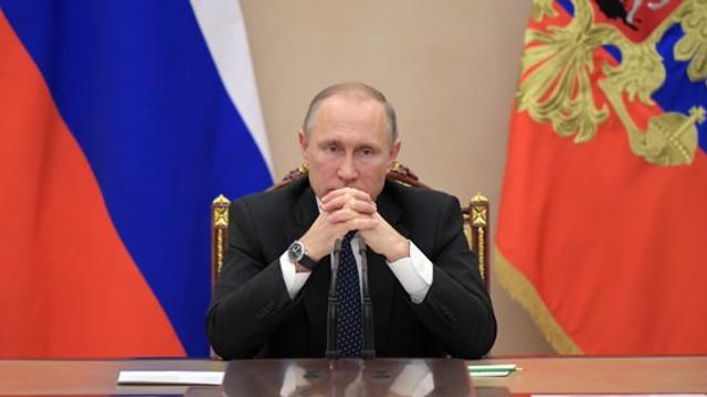 Vladimir Putin: Zelenski trebuie să completeze procesul pentru de pace în estul Ucrainei