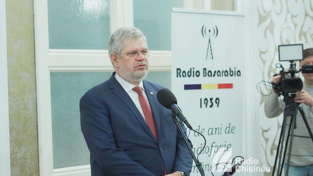 FOTO/VIDEO Radio Chișinău - 80 de ani | Georgică Severin: Ne mândrim că dăm știrile adevărate și verificate