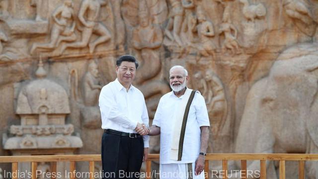 India-China: Modi şi Xi de acord să lupte împotriva