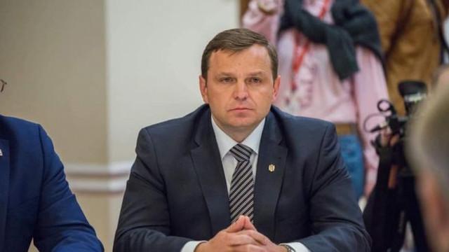 Andrei Năstase a fost degrevat din funcția de primar general al municipiului Chișinău