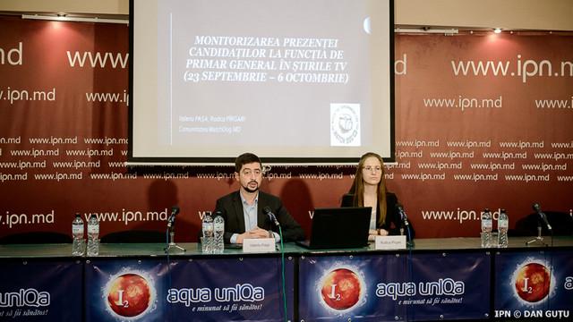 RAPORT | Topul televiziunilor tendențioase în electorală este condus de NTV și Accent