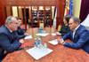 Ambasadorul României la Chișinău, Daniel Ioniță, a făcut o vizită la Primăria Capitalei
