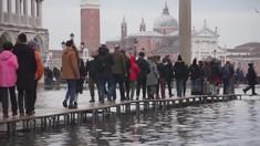 Veneţia este preocupată de fenomenul
