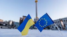 Din 2014, UE a mobilizat un pachet de sprijin fără precedent de circa 15 miliarde de euro pentru Ucraina