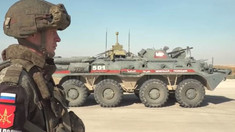 VIDEO  Cum s-au instalat forţele ruse în fosta bază militară aeriană a Statelor Unite din Siria