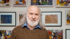 INTERVIU | Maestrul emerit, pictorul și artistul plastic, Andrei Mudrea la 65 de ani: Veneam la expoziție cu icoane arse, cu biserici aruncate în aer…