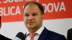 Ion Ceban a renunțat la calitatea de membru al PSRM