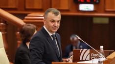 Ion Chicu, despre politica externă a Guvernului pe care îl conduce