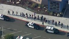 SUA | Doi adolescenţi au murit după ce un coleg a tras în 5 elevi, apoi s-a împuşcat. Atacul a durat 16 secunde şi a fost filmat