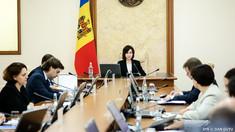 Ultima ședință a Guvernului Sandu | Au fost aprobate rectificări la bugetul de stat