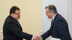 Peter Michalko a accentuat necesitatea Guvernului Chicu de a continua reformele