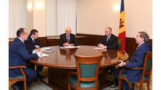 Igor Dodon a convocat o ședință privind situația agenților economici din regiunea transnistreană