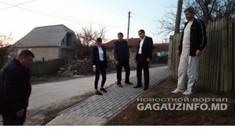 Un proiect de infrastructură, susţinut de UE, a fost finalizat la Tomai, regiunea găgăuză