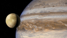 NASA va testa un robot în Antarctica pentru misiunea de a găsi dovezi de viaţă extraterestră pe o lună a lui Jupiter