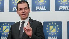 Ludovic Orban susține guvernul Sandu, amenințat cu destituirea