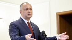 Cum a reacționat Președinția la solicitarea lui Andrei Năstase de a relua ancheta penală  privind finanțarea PSRM din Federația Rusă