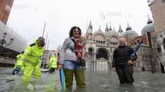 Alertă de călătorie: Într-un stat european este cod portocaliu de inundaţii şi vânt puternic