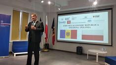 Oameni de afaceri din Polonia se află la Chișinău pentru noi posibilități de cooperare