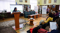 Consiliul Asociației Bibliotecarilor din Moldova, întrunit la BNRM
