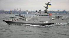 Ucraina, nemulţumită de starea navelor returnate de Rusia. Ce probleme ar avea ambarcaţiunile militare