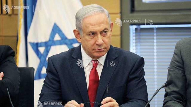 Israel: Procurorul general va anunța dacă Netanyahu va fi pus sub acuzare (comunicat)