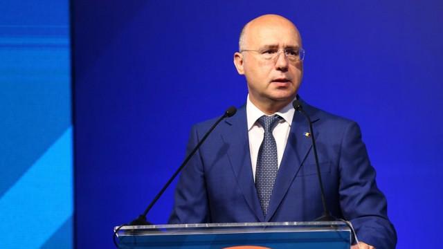Pavel Filip: PDM susține integrarea europeană și parteneriatul strategic cu SUA