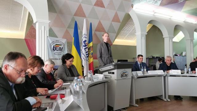 Victimele foametei organizate din Ucraina și Basarabia, comemorate la Chișinău