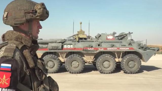 VIDEO| Cum s-au instalat forţele ruse în fosta bază militară aeriană a Statelor Unite din Siria
