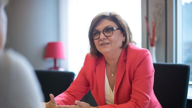 Adina Vălean, noul comisar european din partea României