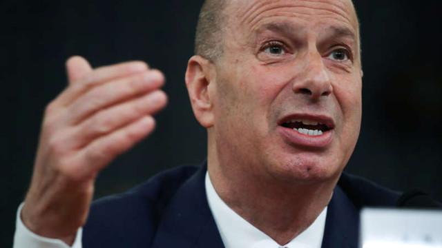 SUA: Ambasadorul american la UE susține că a dat curs