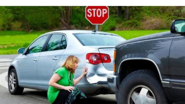 CNPF a lansat o campanie de informare privind constatarea amiabilă în caz de accident rutier
