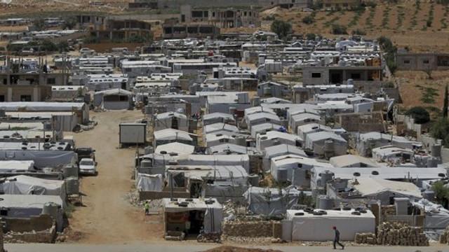 VIDEO   Atac violent asupra unei tabere de refugiați din Siria: Cel puțin 15 morți
