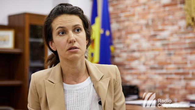 Olesea Stamate îi răspunde lui Fadei Nagacevschi, după ce acesta a acuzat-o că nu a anulat rezultatele concursului pentru funcția de procuror general