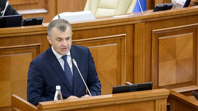 Premierul Ion Chicu pleacă în vizită la Moscova