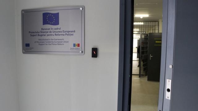 Condiții europene de detenție în izolatorul din Căușeni