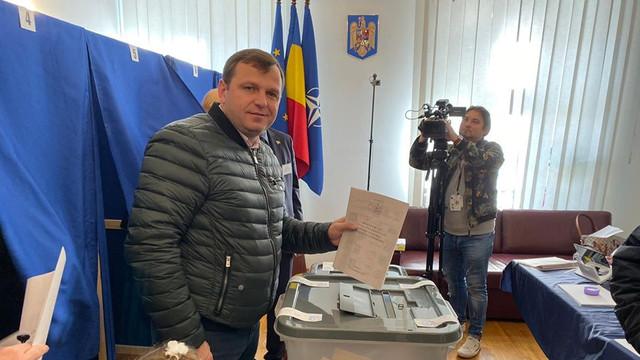 Andrei Năstase a anunțat că a votat pentru un președinte al tuturor românilor